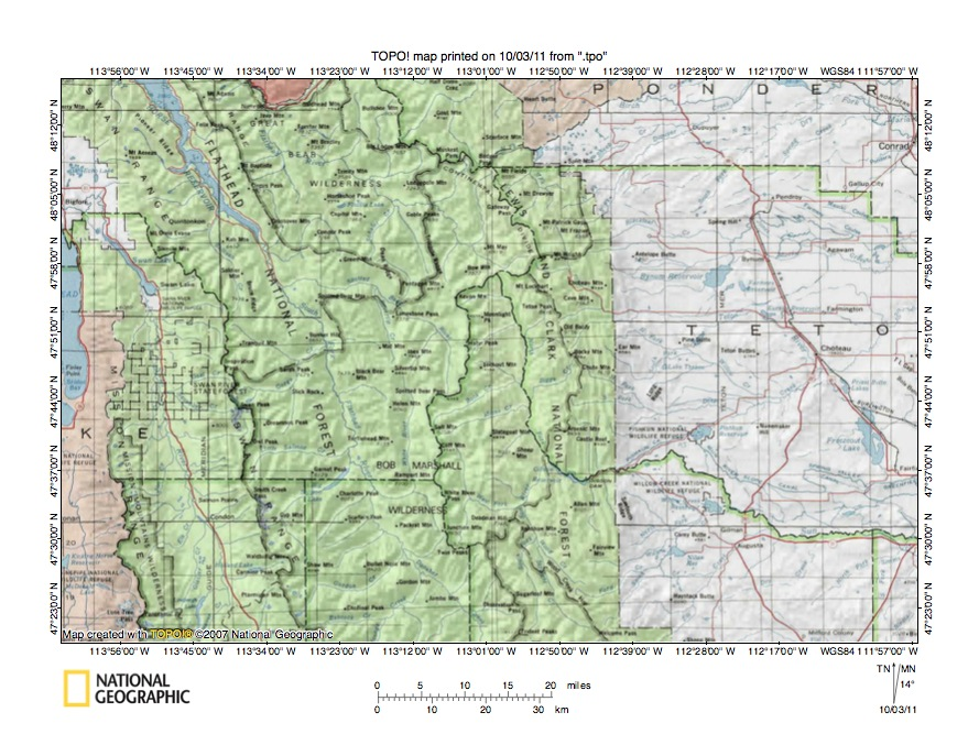 Continental Divide On Us Map.Origin Of North America East West Continental Divide Along Sun River