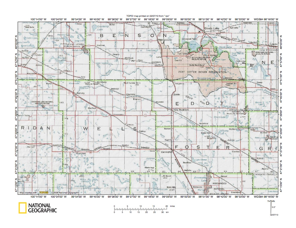 Sheyenne River James River Drainage Divide Area Landform Origins In - James-river-on-us-map