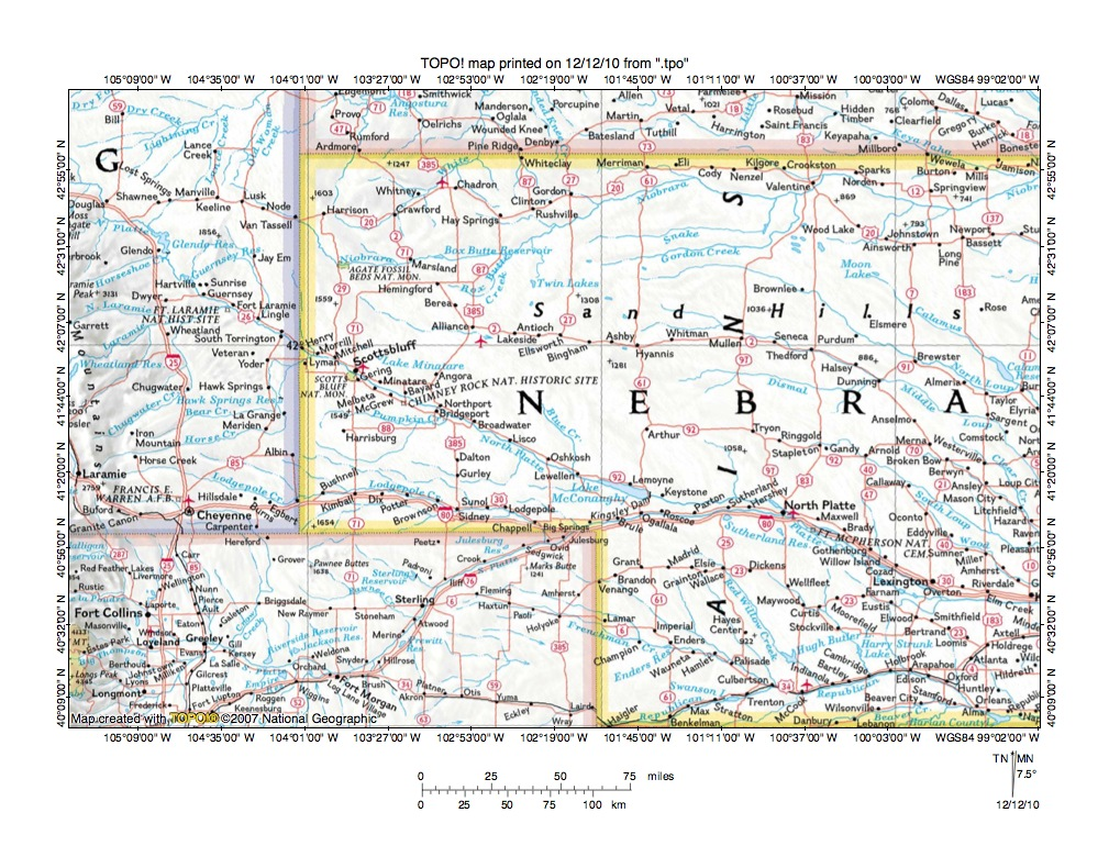 northeast ohio map with cities with Platte River Drainage Basin Landform Origins Colorado Wyoming And Nebraska Usa Overview Essay on Ohio likewise Georgia also Waterfalls Road Trip Me in addition Road Map Of New York State Printable furthermore Ohio Wineries County.