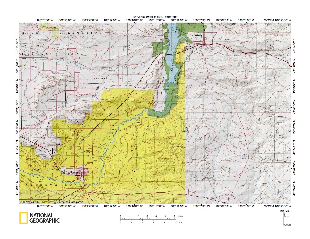Bighorn River Drainage Basin Landform Origins Wyoming And Montana - Us river flow direction map